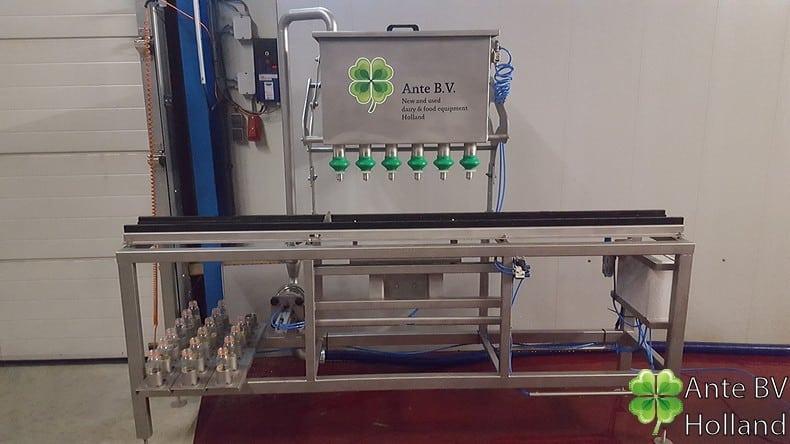 Bottle filling system