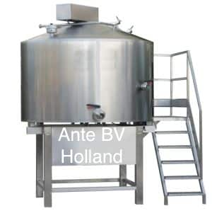 Closed cheese kettle NEW