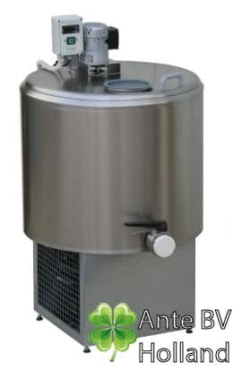 Cooling tank NEW